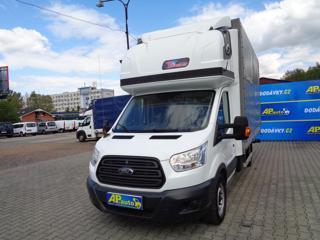 Ford Transit VALNÍK 9PALET  ČELO PLACHTA SPANÍ valník