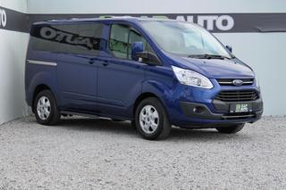 Ford Tourneo Custom 2.0TDCi,ČR,1.maj.Serv.kn. VAN