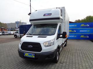 Ford Transit VALNÍK 8PALET PLACHTA SPANÍ  2.2TDC valník