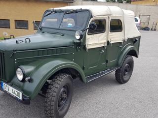 GAZ Ostatní Renovováno SUV