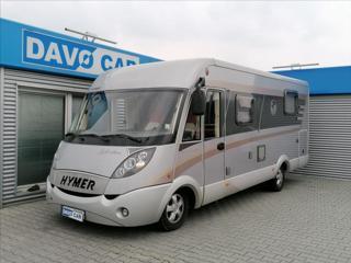 Hymer 3,0 AG 116kw Obytný vůz obytný automobil alkovna nafta