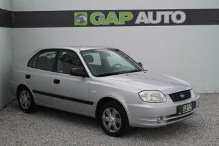 Hyundai Accent 1.3i,ČR,Serv.kn.Klima hatchback