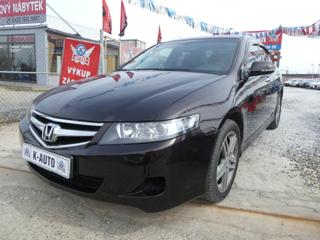 Honda Accord 2.2 CDTi sedan nafta