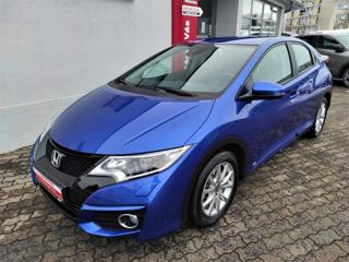 Honda Civic 1,4i 73kW TOP odpočet DPH hatchback