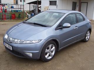Honda Civic 1,4 klima nové ČR serviska hatchback benzin