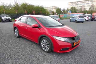 Honda Civic 1,8 i 103KW,ČR,1 MAJ.,SERV.KN. hatchback benzin