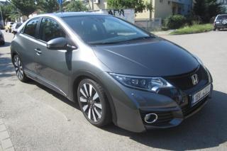 Honda Civic 1.6 i-DTEC Lifestyle hatchback