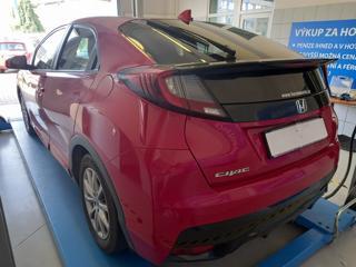 Honda Civic 1.4 i-VTEC 73kW hatchback benzin