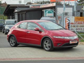 Honda Civic 1.8i- SPORT-58000 km-ČR-1.Maj. hatchback benzin