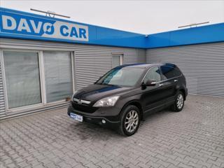 Honda CR-V 2,2 CDTi 4WD CZ Kůže SUV nafta