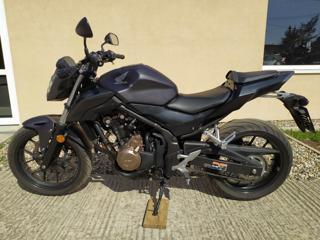 Honda ABS 35 kW nakedbike