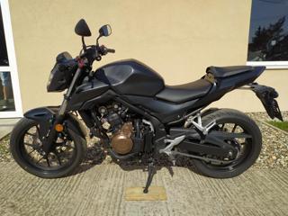 Honda 35 kW nakedbike