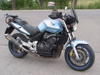Honda nakedbike