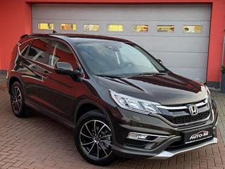 Honda CR-V 2.0i VTEC 4WD Elegance Kamera SUV