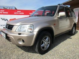 Honda CR-V 2,0iAUTOMAT KLIMA EKOZAPLACENO SUV benzin
