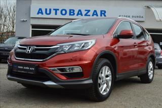 Honda CR-V 1,6 i-DTEC  ELEGANCE, 4X4, DPH SUV nafta