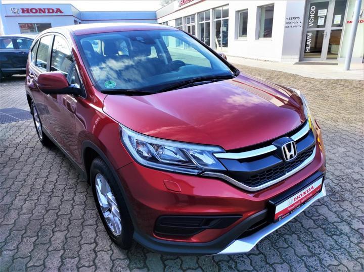 Honda CR-V 2,0i-VTEC 114kW TOP servis SUV