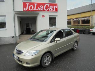 Honda City 1,3i 61kW 4dv. AC sedan