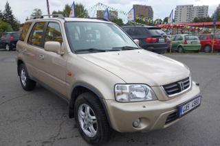 Honda CR-V 2,0i 4x4 ČR ! AUTOMAT !!! SUV