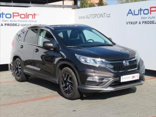 Honda CR-V 2,0 i ČR 1 MAJITEL SUV benzin