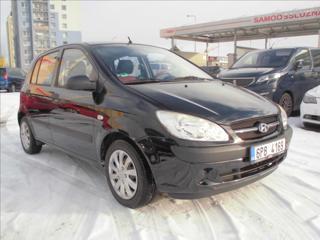 Hyundai Getz 1,1   SERVISKA-NOVÉ ROZVODY hatchback benzin