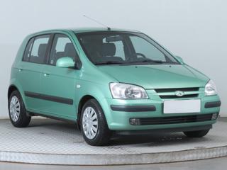 Hyundai Getz 1.6 77kW hatchback benzin