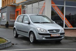Hyundai Getz 1.1i, Serviska, Klima hatchback