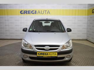 Hyundai Getz 1,1i,BEZ KOROZE,PO SERVISU hatchback benzin