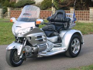 Honda tříkolka