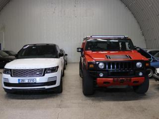 Hummer H2 6,2 V8 293kw SUV