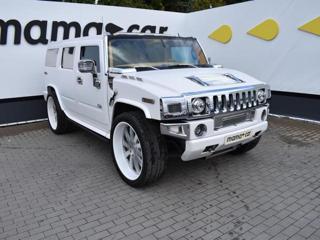 Hummer H2 6.2 V8 293kW ČR SUV