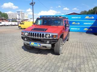 Hummer H2 6,2i V8 KLIMA 7 MÍST terénní