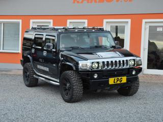 Hummer H2 6.0 V8 Kompresor 550PS / LPG terénní
