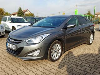 Hyundai i40 1.7CRDi-100KW-KAMERA-VÝHŘEV SEDADEL