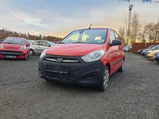 Hyundai i10 1.1  1.majitel hatchback
