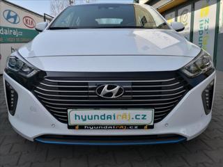 Hyundai IONIQ 1,6 MAX.VÝBAVA-AUTOMAT,KŮŽE hatchback hybridní