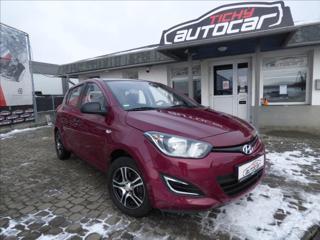 """Hyundai i20 1,2 1.maj.,Klima, serviska  5 Star Edition"""" hatchback benzin"""