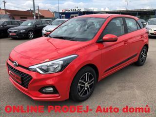 Hyundai i20 1.2 i Comfort Club*Klima*Alu*PDC Zimní pneu*4 válcoví  motor*Záruka do 6/2024! hatchback benzin