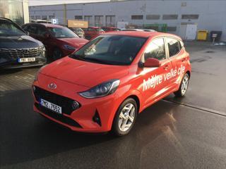 "Hyundai i10 1.0 i, MT  Smart + Alu 15"" hatchback benzin"