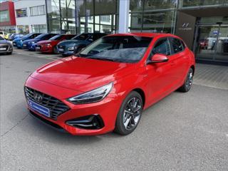Hyundai i30 1,5 T-GDI MHEV, 1.majitel, Navi, DPH  Style hatchback benzin