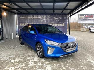 Hyundai IONIQ 1,6 hatchback hybridní - benzin