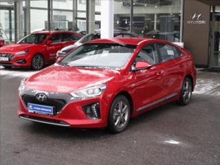 Hyundai IONIQ 0,0 EV, tovární záruka, servisní kniha  Future Effiency hatchback elektro
