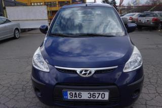 Hyundai i10 1,1i ČR ! 1.MAJITELKA !!! hatchback