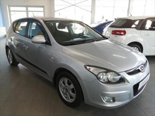 Hyundai i30 1,6   ČR, LPG hatchback LPG + benzin