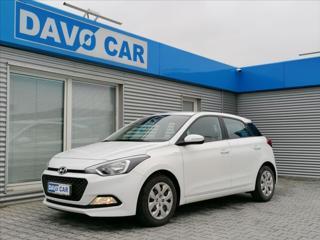 Hyundai i20 1,2 i CZ Klima 1. Maj. Serv.kn. hatchback benzin