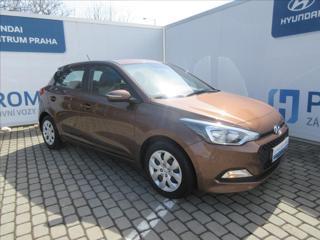 Hyundai i20 1,2 I ČR SERVISNÍ KNIHA hatchback benzin