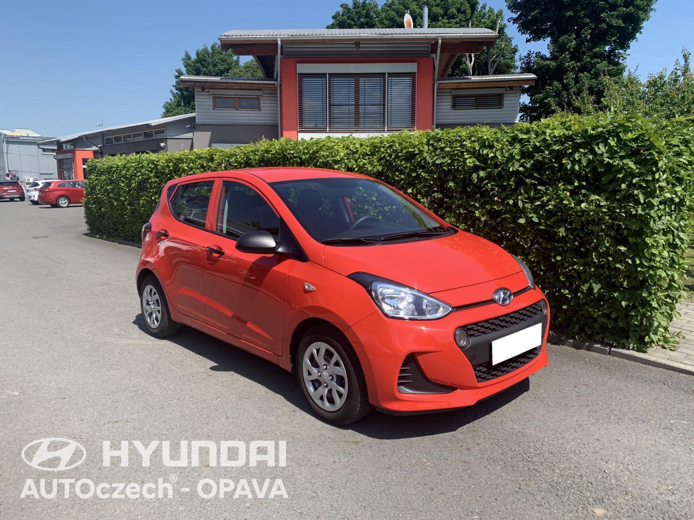 Hyundai i10 1.0i, 49 kW, Family, ZÁRUKA hatchback