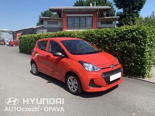 Hyundai i10 1.0i, 49 kW, Family, ZÁRUKA hatchback - 1
