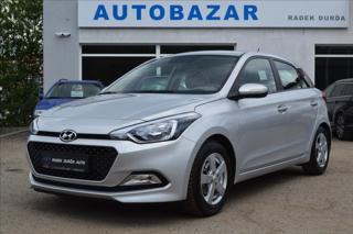 Hyundai i20 1,2 i  ČR,FAMILY PLUS,27.185KM hatchback benzin