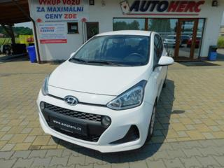 Hyundai i10 1.0 i ČR hatchback